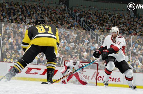 Достижения (ачивки, трофеи) NHL 18