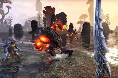 Билд Warden DPS (Magic) для Elder Scrolls: Online