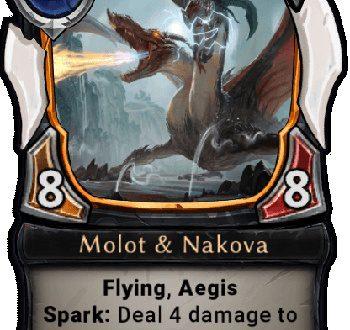 Колоды Eternal Card Game: мощь заклинаний