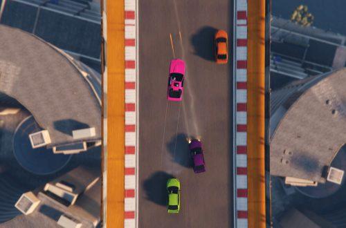 GTA Online: Tiny Racers — режим противоборства «Микрогонщики»