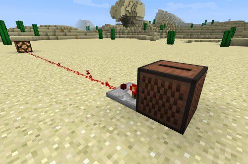 Minecraft: механизмы из редстоуна