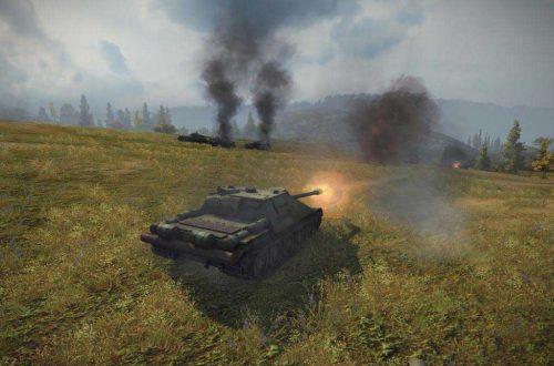 World of Tanks — гайд по СУ-122-44