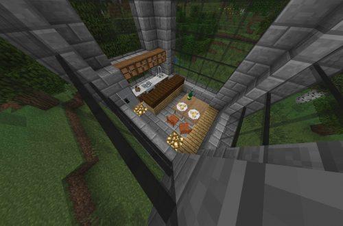 Интерьер в Minecraft: лучшие моды на мебель и фурнитуру