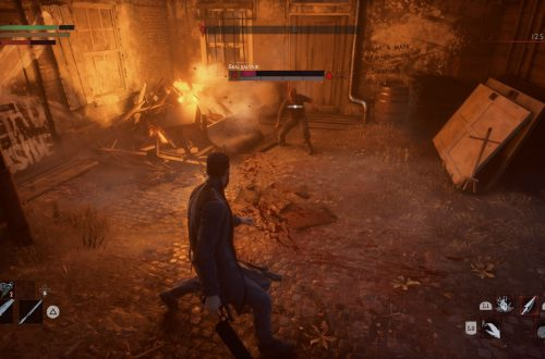 Vampyr: как пройти игру без убийств невинных людей