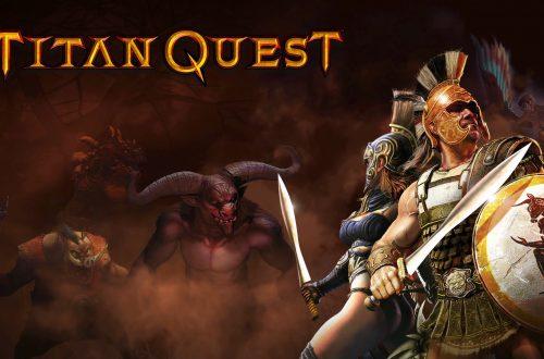 Достижения (ачивки, трофеи) Titan Quest