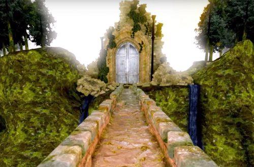 Dark Souls превратили в яркую фэнтезийную сказку — видео