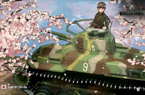 World of Tanks — гайд по Chi-Ha