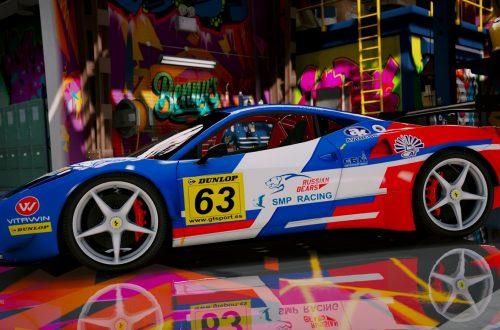 Гоночные моды для GTA 5