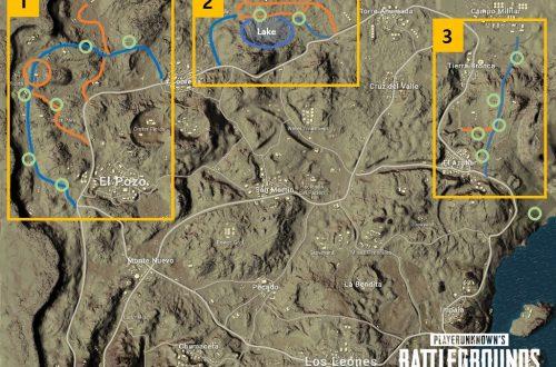 PUBG: изменения карты Мирамар
