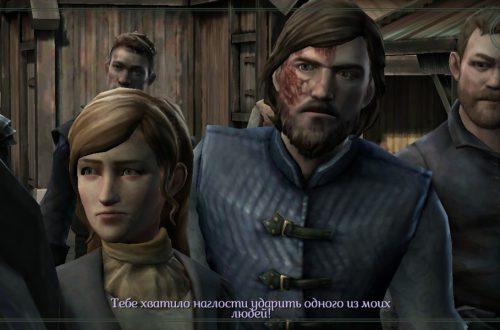 Игра Престолов (Game of Thrones) — Эпизод 3: Меч во тьме