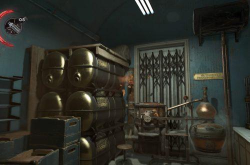 Dishonored: Death of the Outsider. Контракты первой миссии