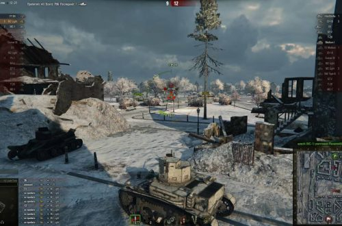 World of Tanks — гайд по M2 Light Tank