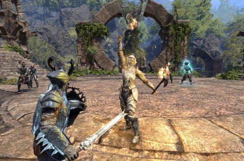 Билд Warden Healer для Elder Scrolls: Online