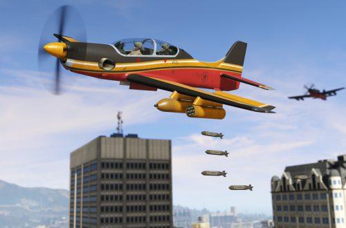 GTA Online: ангары и новый бизнес в обновлении «Контрабандисты»
