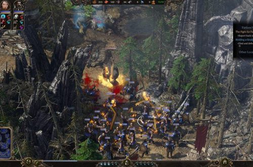 Прохождение SpellForce 3 — Фарлон (Свой человек в Фарлоне)