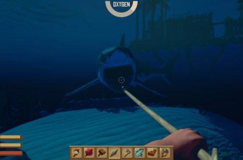 Raft: как выжить в открытом океане и не стать завтраком для акул