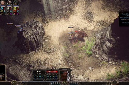 Прохождение SpellForce 3 — Подножие Барга-Гора (Борьба за власть)