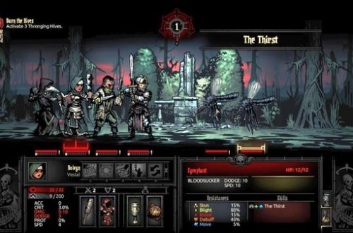 Заметки для хорошего старта в Darkest Dungeon: The Crimson Court