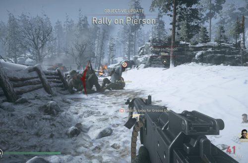 Прохождение Call of Duty: WW2 — Операция «Арденнская операция»