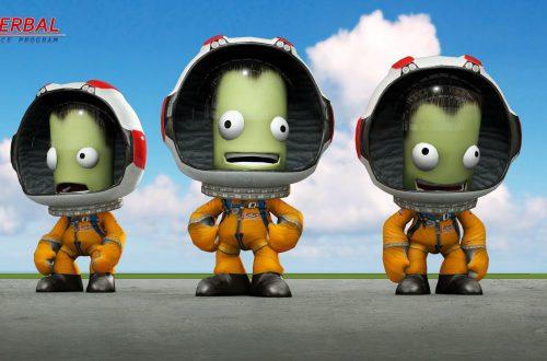 Трейнер (читы) для Kerbal Space Program