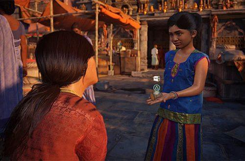 Прохождение пролога в Uncharted: The Lost Legacy
