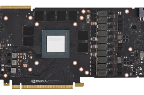 Фотогалерея дня: печатные платы видеокарт GeForce RTX 2080 Ti и GeForce RTX 2080