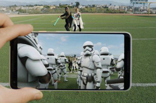 Google планирует сделать дополненную реальность частью всех мобильных устройств