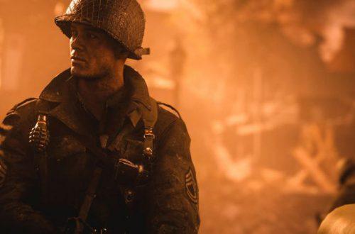 Халява: мультиплеер COD: WWII доступен бесплатно в Steam на этих выходных
