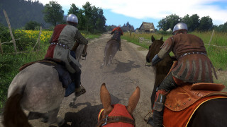 В Kingdom Come: Deliverance не будет микротранзакций