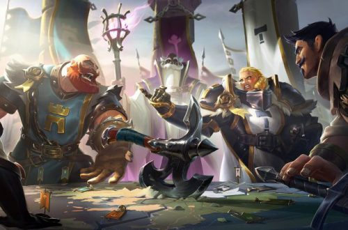 Крупное обновление для Albion Online добавит в игру «Войну фракций»