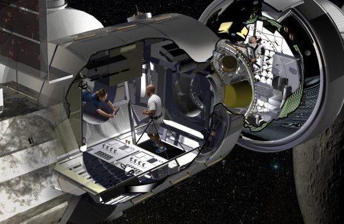 Lockheed Martin показал, где астронавты будут жить во время миссий в глубокий космос