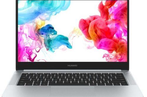 14-дюймовый ноутбук Huawei MateBook D получил процессоры Intel Core восьмого поколения