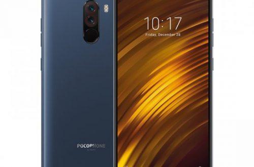 Начались продажи смартфона Xiaomi Pocophone F1 в России