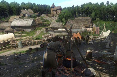 Посмотрите, как строить деревню в Kingdom Come Deliverance: From The Ashes
