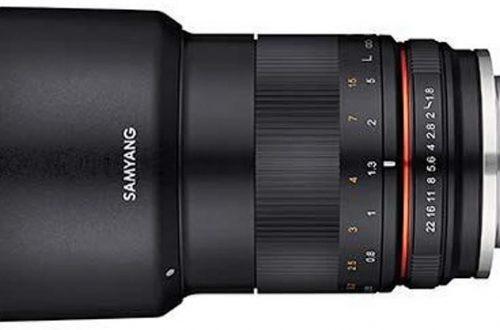 Представлен объектив Samyang MF 85mm F1.8 ED UMC CS для беззеркальных камер