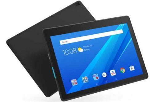 Lenovo Tab E: бюджетные планшеты ценой от $70