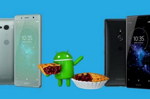 Sony рассказала, когда обновит до Android 9.0 Pie свои смартфоны Xperia