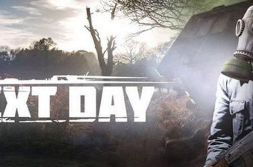 Стрим Next Day: Survival с розыгрышем ключей (запись)