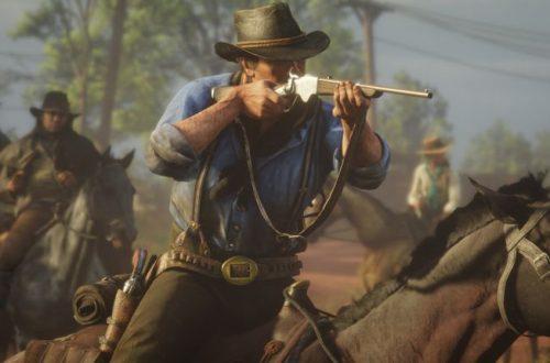 Узнайте, как получить новое оружие из Red Dead Redemption 2 в GTA Online