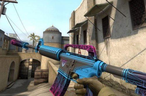 В CS:GO добавят легендарное оружие из Counter-Strike 1.6 — видео