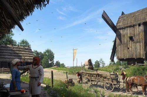 В DLC для Kingdom Come Генри построит свою собственную деревню (трейлер)