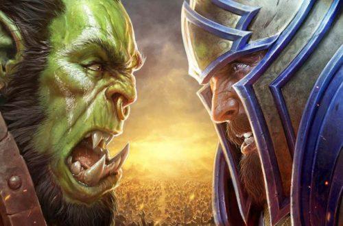 В июле выйдет препатч World of Warcraft: Battle For Azeroth с новым PvP-режимом