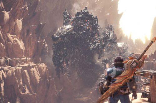В Monster Hunter: World появится огромный босс Бегемот из Final Fantasy XIV (трейлер)
