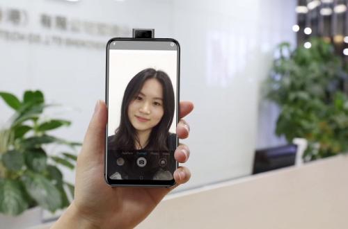 На видео засветился смартфон Elephone со сдвоенной выдвижной фронтальной камерой