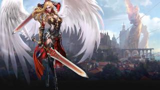 Халява: 500 бесплатных ключей с доступом к ЗБТ Rise of Angels