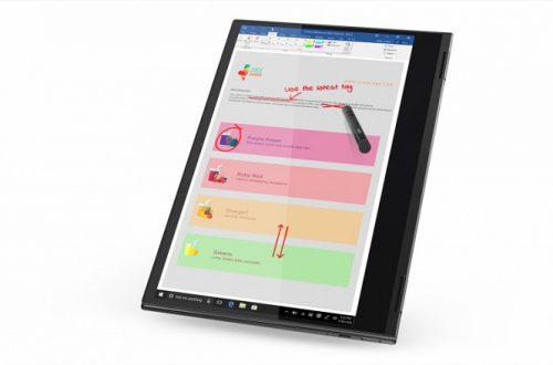 13-дюймовый ноутбук Lenovo Yoga C630 WOS построен на SoC Snapdragon 850 и работает 25 часов на одной зарядке