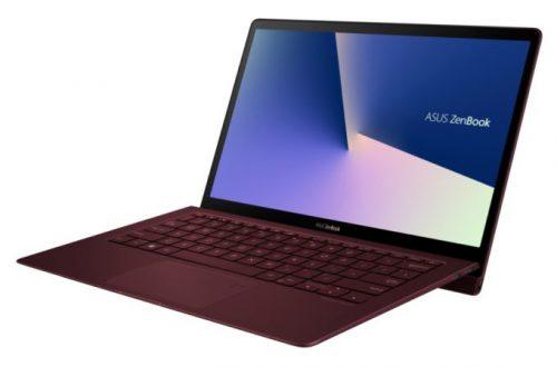 Ноутбук Asus ZenBook S получил процессоры Intel Whiskey Lake-U