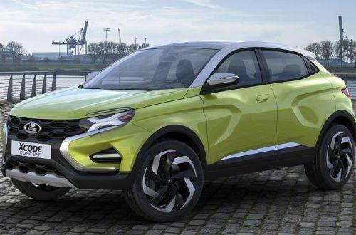 Лада XCODE Concept фото Супер авто