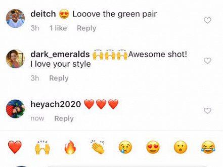 Проявлять эмоции в Instagram стало проще и быстрее