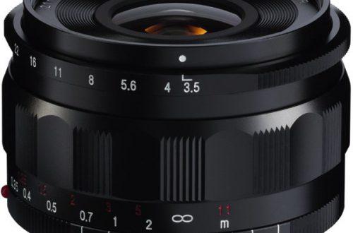 Названа цена объектива Voigtlander Color-Skopar 21mm f/3.5 Aspherical с креплением Sony E